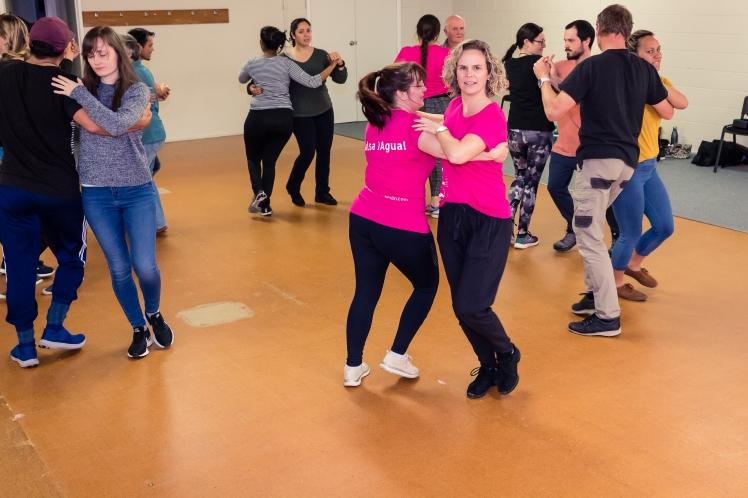 Rueda a fun partner based dance
